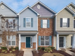Indian trail NC plyler townhomes