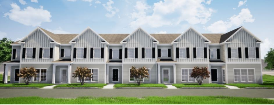124 Build-For-Rent, Townhome Units, Northern Atlanta Submarkets, Entire Subdivisions