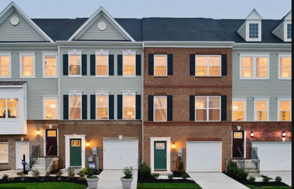Simpsonville (Greenville Market), SC 3-Story Townhome Site UNDER CONTRACT/SOLD