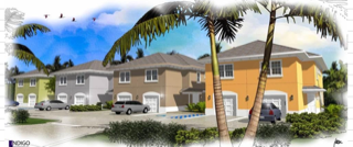 Cape Coral, FL 106 Attached Townhomes